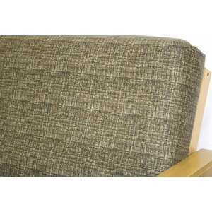 Basket Straw Box Cushion Futon Slipcover