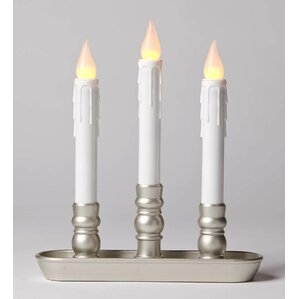 Christmas Candles For Windows Battery Operated
