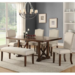 Chevaliers 6 Piece Dining Set & Dining Sets | Birch Lane
