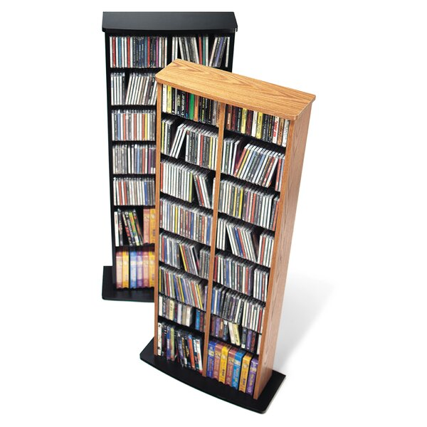 Red Barrel Studio AJ Double Media Multimedia Storage Rack U0026 Reviews |  Wayfair