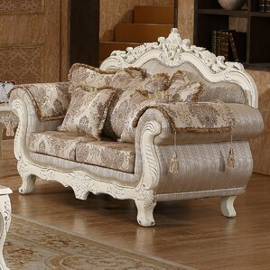 Banderas Loveseat by Astoria Grand