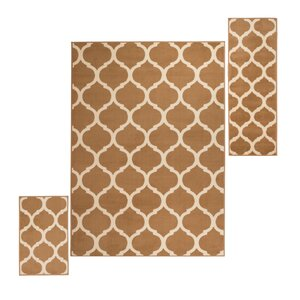 Element Set Beige Area Rug