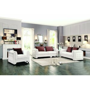 Azure Configurable Living Room Set by Homelegance