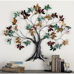 Large Outdoor Metal Wall Art | Wayfair