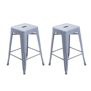 Bar Stool (Set of 2) by Meelano