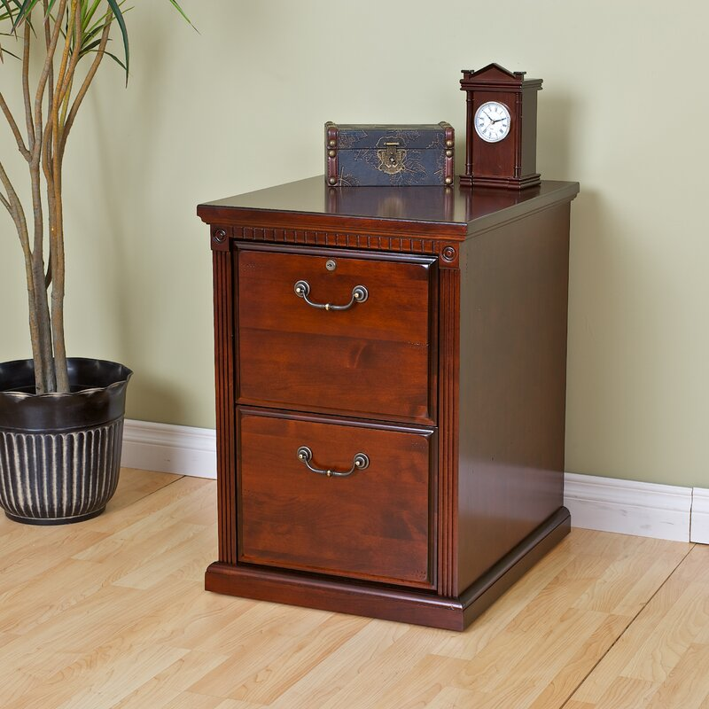 kathy ireland Home by Martin Furniture Huntington Club 2-Drawer ...