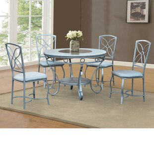 Papineau Metal Dining Table