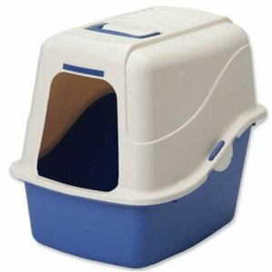 jumbo cat hood litter pan - Litter Boxes
