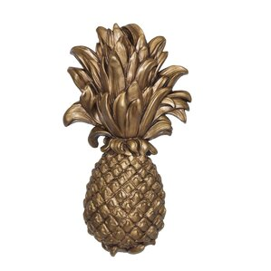 Pineapple Wall Plaque Wall Décor