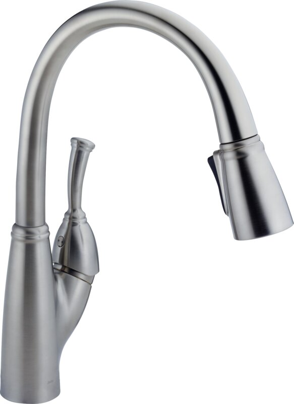 Delta Allora Kitchen Faucet Reviews