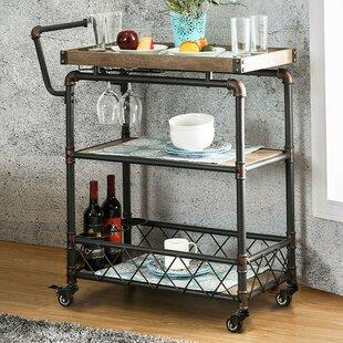 Elnora Bar Cart