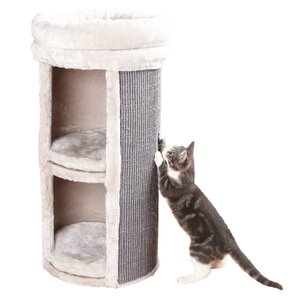 Lucia 2 Story Cat Tower Scratching Post