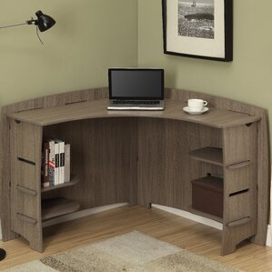 Driftwood Corner Desk by Legare Furniture