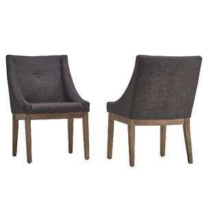 Brehm Arm Chair (Set of 2) by Mercury Row