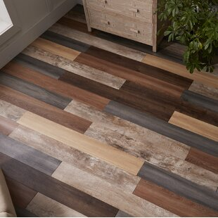 Vinyl Flooring Youll Love Wayfair - Stick down hardwood flooring