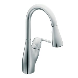 Moen Medora Single handle Deck mount Kitchen Faucet