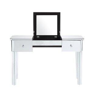 Lippert 2 Drawers Vanity With Mirror