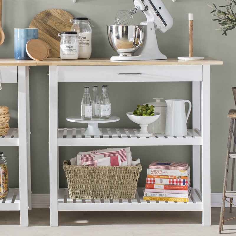 Wayfair Lakeland Kitchen Island
