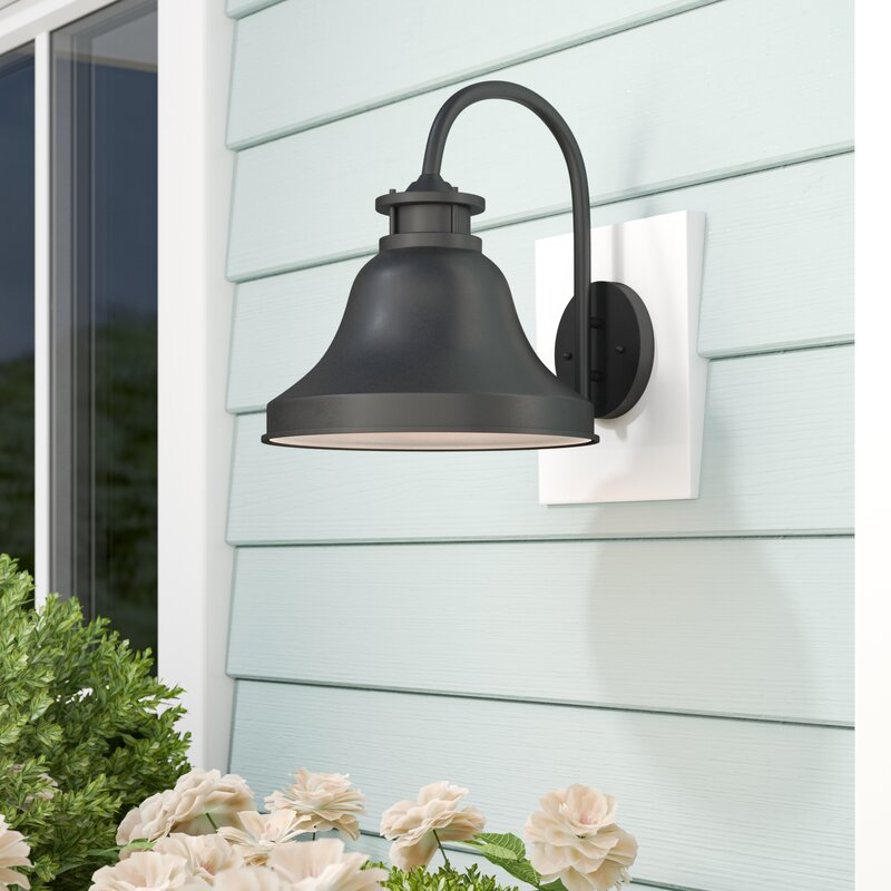 Outdoor Barn Light Carpenter 1 light outdoor barn light reviews birch lane carpenter 1 light outdoor barn light workwithnaturefo
