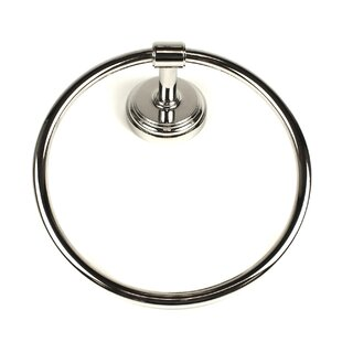 Bath Suites Wall Mounted Towel Ring. By Hamilton Sinkler