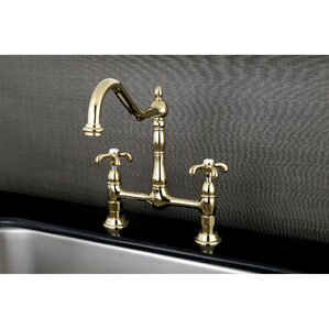 Kingston Brass French Country Double Hand..