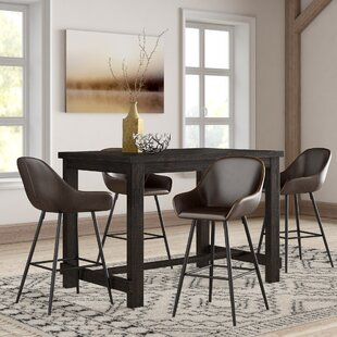 Shoemaker 5 Piece Pub Table Set