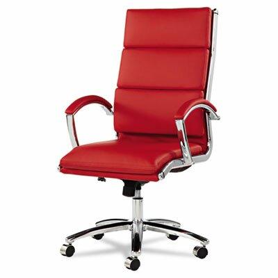 latitude run virginia leather desk chair & reviews | wayfair
