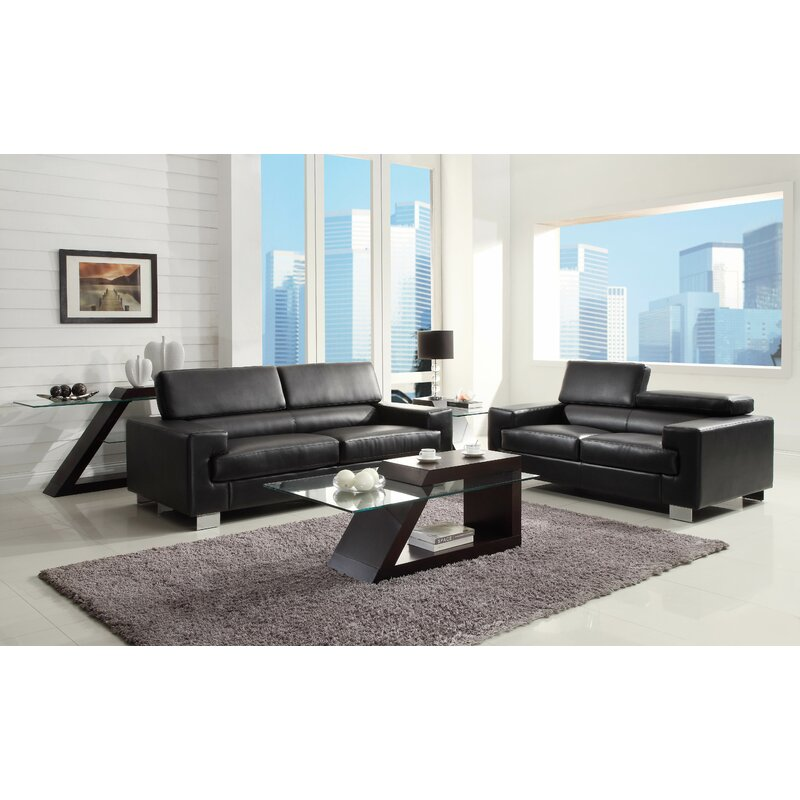 Vernon Configurable Living Room Set