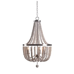 Modern empire chandeliers allmodern janiyah 3 light empire chandelier aloadofball Choice Image