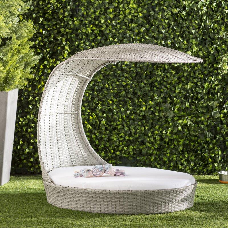 Pleasant Clara Outdoor Hooded Dog Bed Interior Design Ideas Oxytryabchikinfo