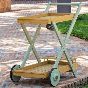 Servierwagen Osier von Garten Living