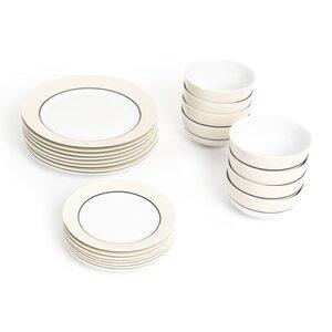 Oslo 24 Piece Dinnerware Set, Service for 8
