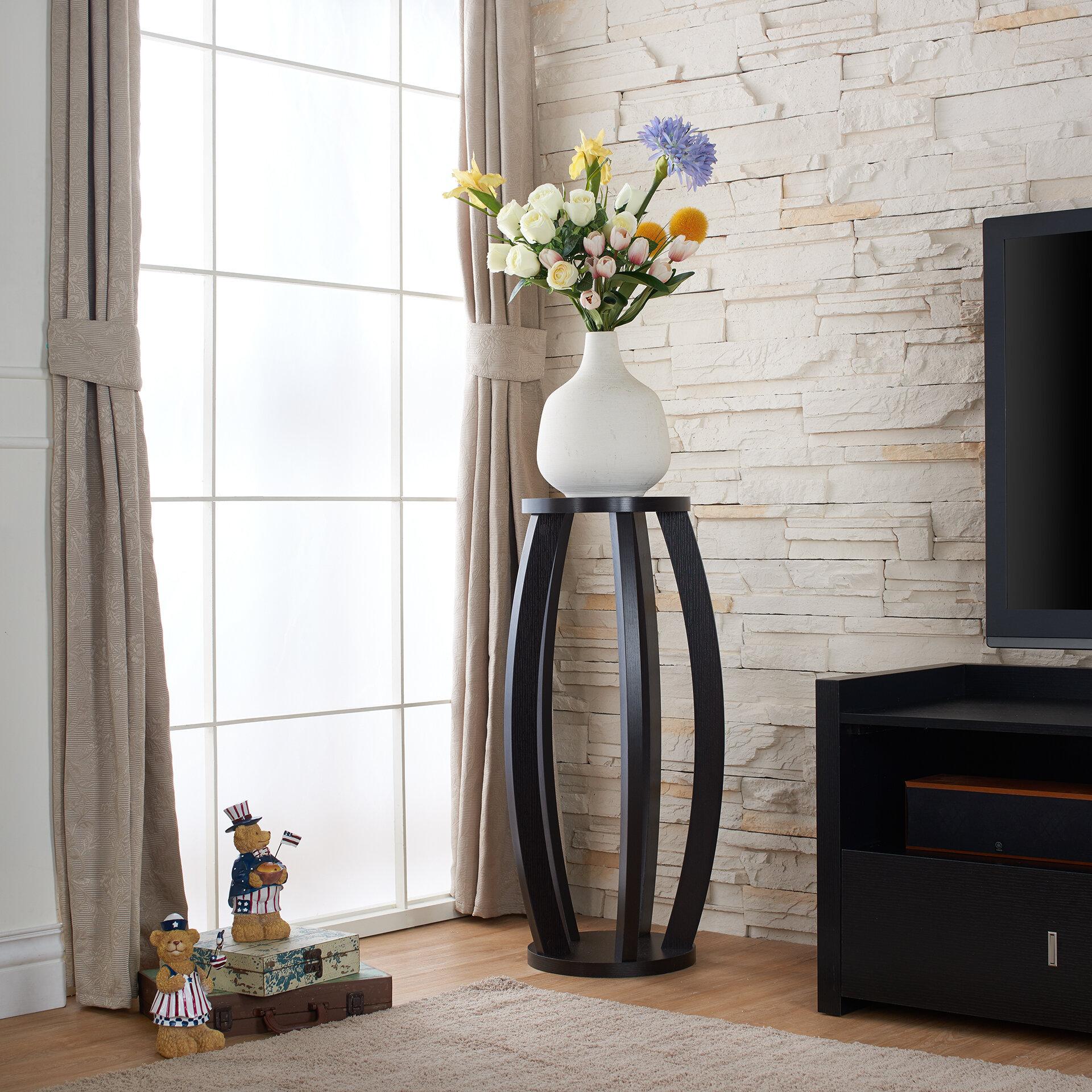 Alcott hill newbern pedestal plant stand reviews wayfair reviewsmspy