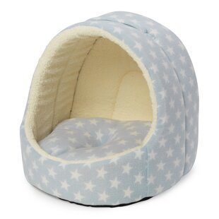 Star Oval Hooded Bed by House of Paws