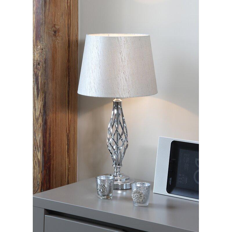Canora Grey Bredene 56cm Bedside Lamp Amp Reviews Wayfair