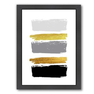 Lovely Brushes 2 Framed Painting Photo