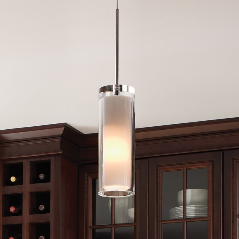 Next Tech Lighting: Tech Lighting Sara Grande 1-Light Mini Pendant & Reviews