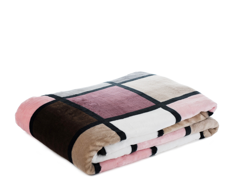 Gozze Cashmere Feeling Blanket Reviews Wayfair Co Uk