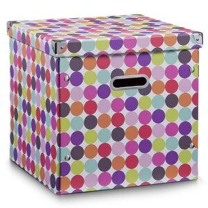 Aufbewahrungsbox Dots von Zeller Present