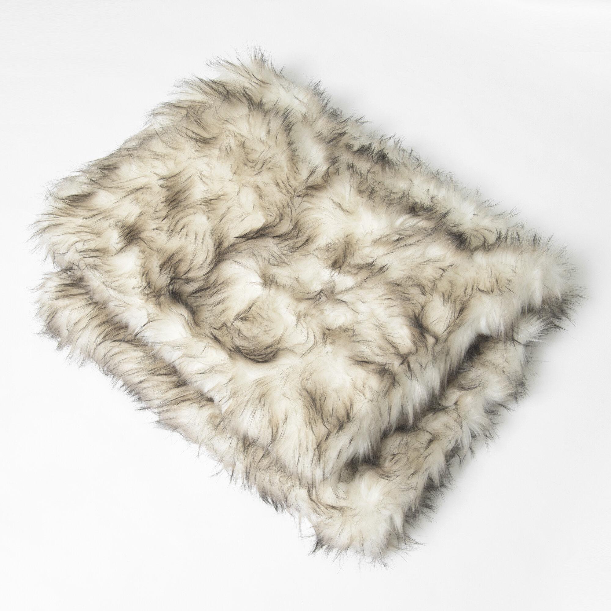 Greyleigh Edinburg Bleached Finn Throw Blanket   Reviews  2853f5afeb7b2