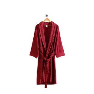 26a6d15d8b Lanphear Luxury Cotton Blend Terry Cloth Bathrobe