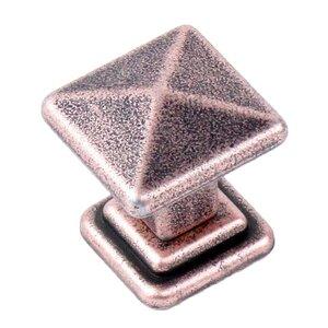 Raw Authentic Square Knob