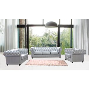Chestfield Configurable Living Room Set by F..