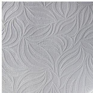 Eden 33 X 205 Abstract 3D Embossed Wallpaper Roll