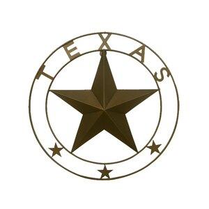 Texas Star Wall Du00e9cor