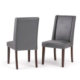 Sotherby Deluxe Upholstered Dining Chair (Set Of 2)