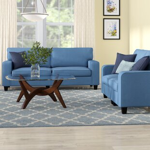 Blue & Red Living Room Sets You\'ll Love | Wayfair
