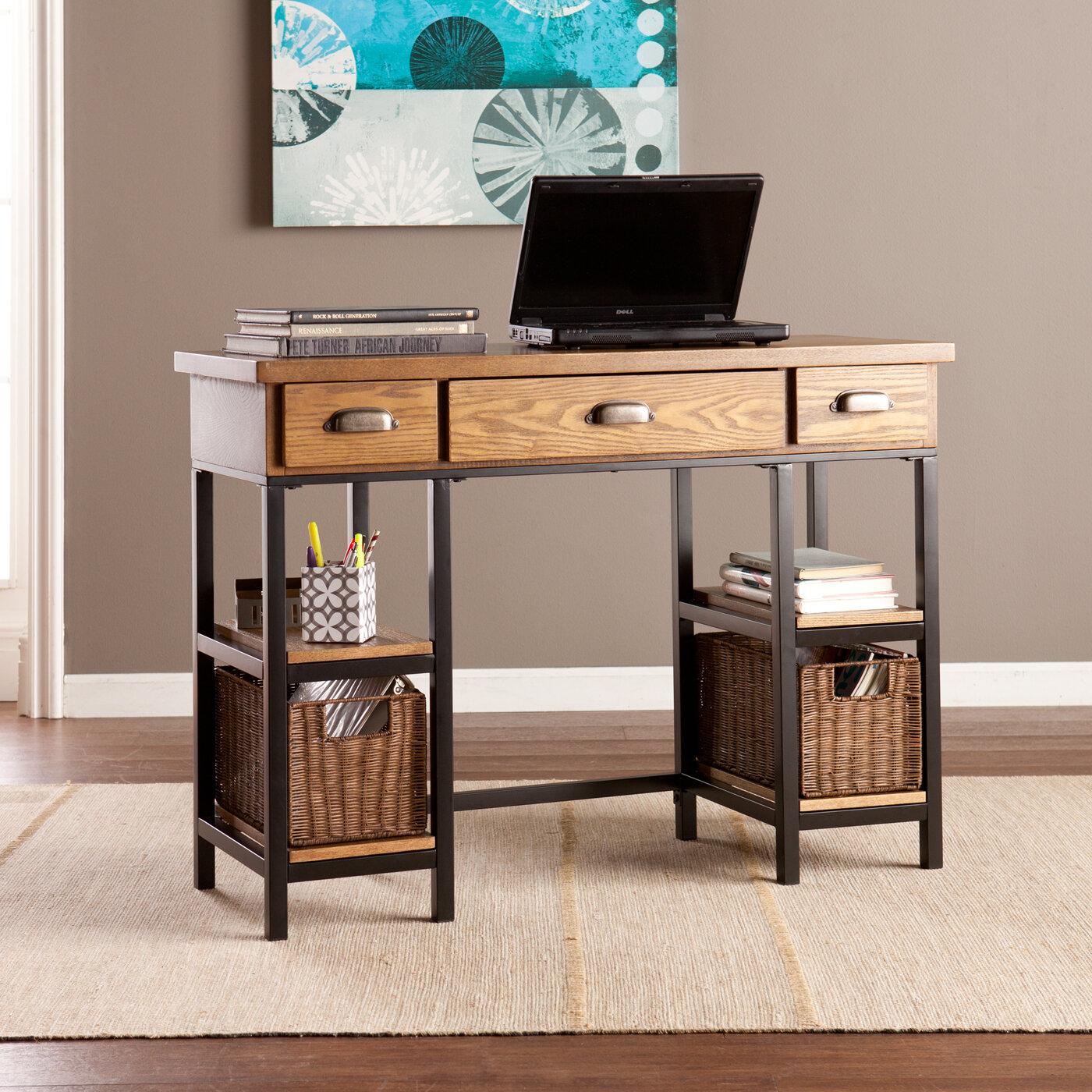 Excellent Midville Solid Wood Desk Download Free Architecture Designs Xoliawazosbritishbridgeorg