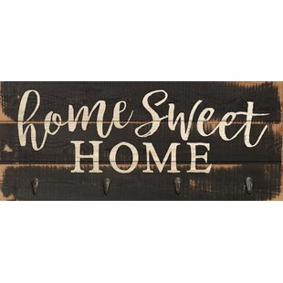 Perfect Homestead Hanger Home Sweet Home Wall Décor