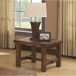 Lyons End Table by Loon Peak
